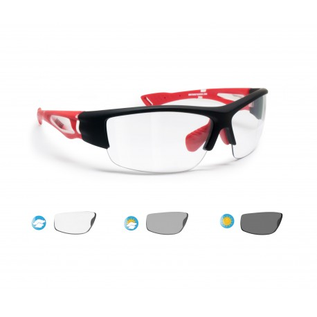 Photochromic Cycling Sunglasses Bertoni F1001B