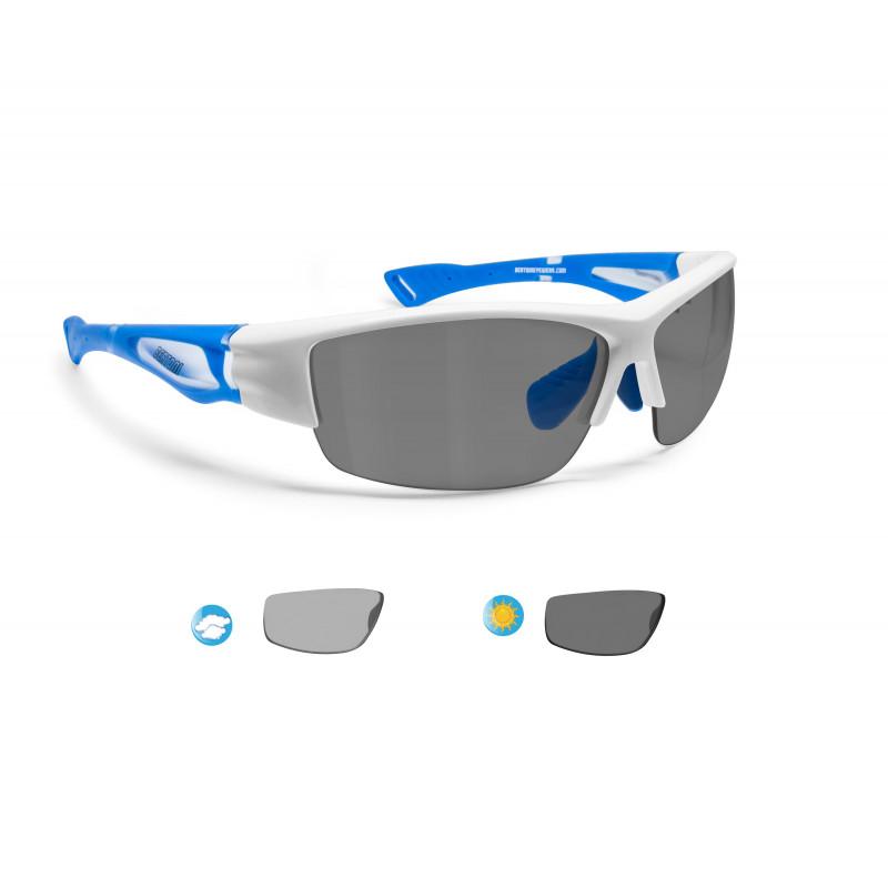 Photochromic Cycling Sunglasses Bertoni F1001E