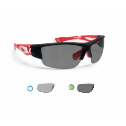 Photochromic Cycling Sunglasses Bertoni P1001FTB