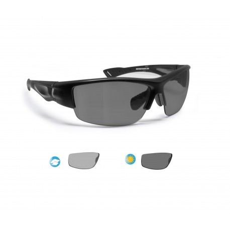 Photochromic Cycling Sunglasses Bertoni P1001FTA