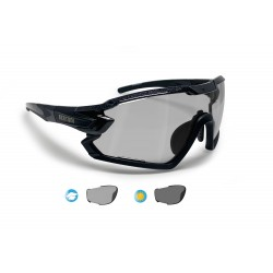 Photochromic Cycling Sunglasses for Prescription QUASAR PFT01