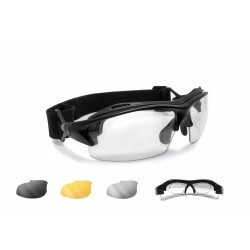 Cycling Sunglasses for Prescription AF399A Matt Black