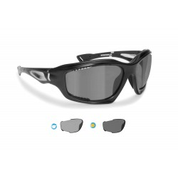 P1000FTA polarized photochromic sunglasses for cycling Bertoni