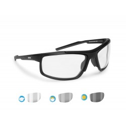 F180A Photochromic Cycling Sunglasses