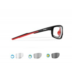 F180C Photochromic Cycling Sunglasses