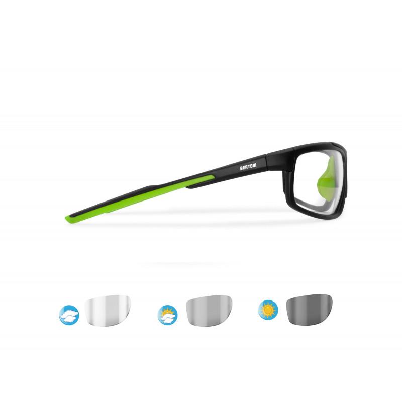 Occhiali da Ciclismo Fotocromatici F180M