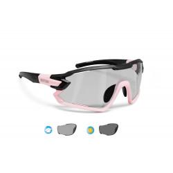 Photochromic Cycling Sunglasses for Prescription Bertoni QUASAR PFT02