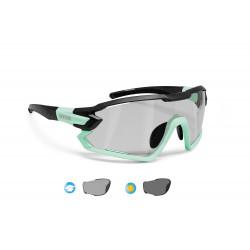 Photochromic Cycling Sunglasses for Prescription Bertoni QUASAR PFT04