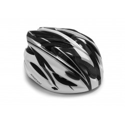 Bike Helmet MTB (Black/White)