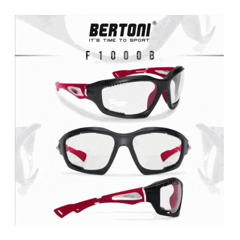 Cycling Photochromic Sunglasses Antifog F1000B