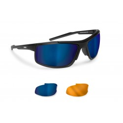 D180A Cycling Multilens Sunglasses