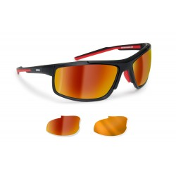 D180C Cycling Multilens Sunglasses