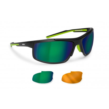 Cycling Multilens Sunglasses D180M