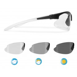 F301B Photochromic Cycling Sunglasses