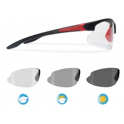 F301C Photochromic Cycling Sunglasses