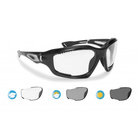 Cycling Photochromic Sunglasses Antifog F1000A