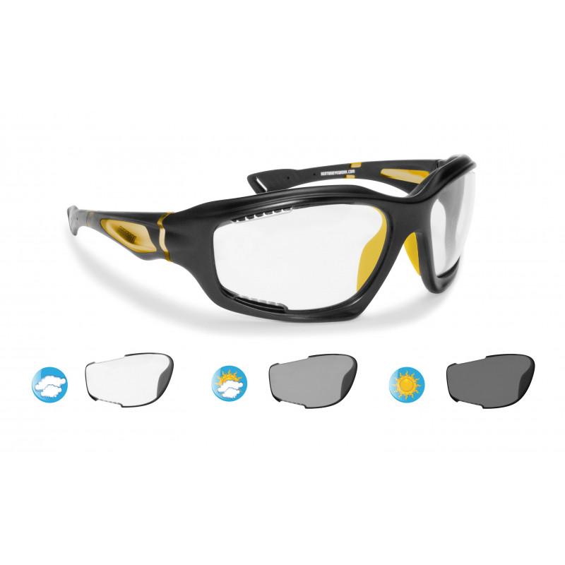 Photochrome Antibeschlag Fahrradbrillen F1000C