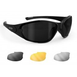 AF109A Cycling Antifog Sunglasses Multilens