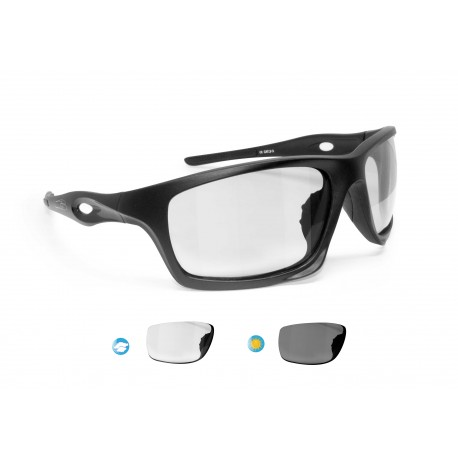 Photochromic Cycling Sunglasses OMEGA 01