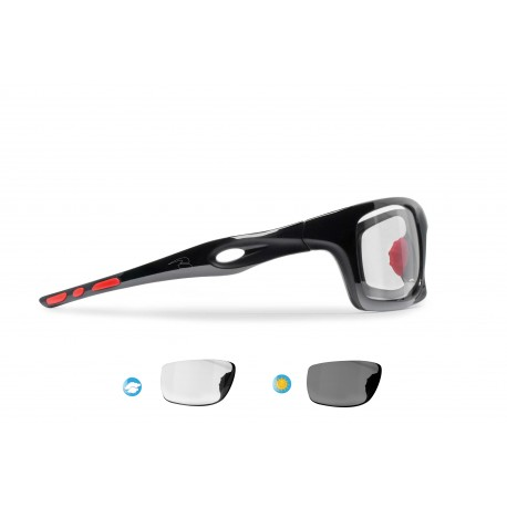 Photochromic Cycling Sunglasses OMEGA F02