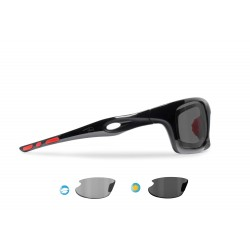 Photochromic Polarized Cycling Sunglasses OMEGA BFP