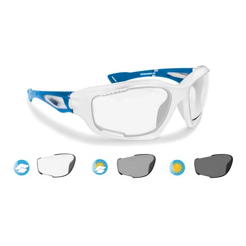 F1000E Occhiali da Ciclismo Fotocromatici