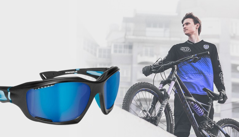 Polarized Cycling Sunglasses P1000D